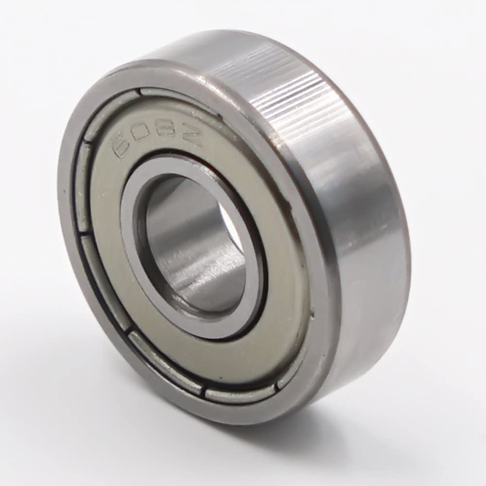 Clmr 608zz Bearing,8x22x7mm, Skateboard Bearings,100% Made by Chromium Steel Two Shields (QTY.10)