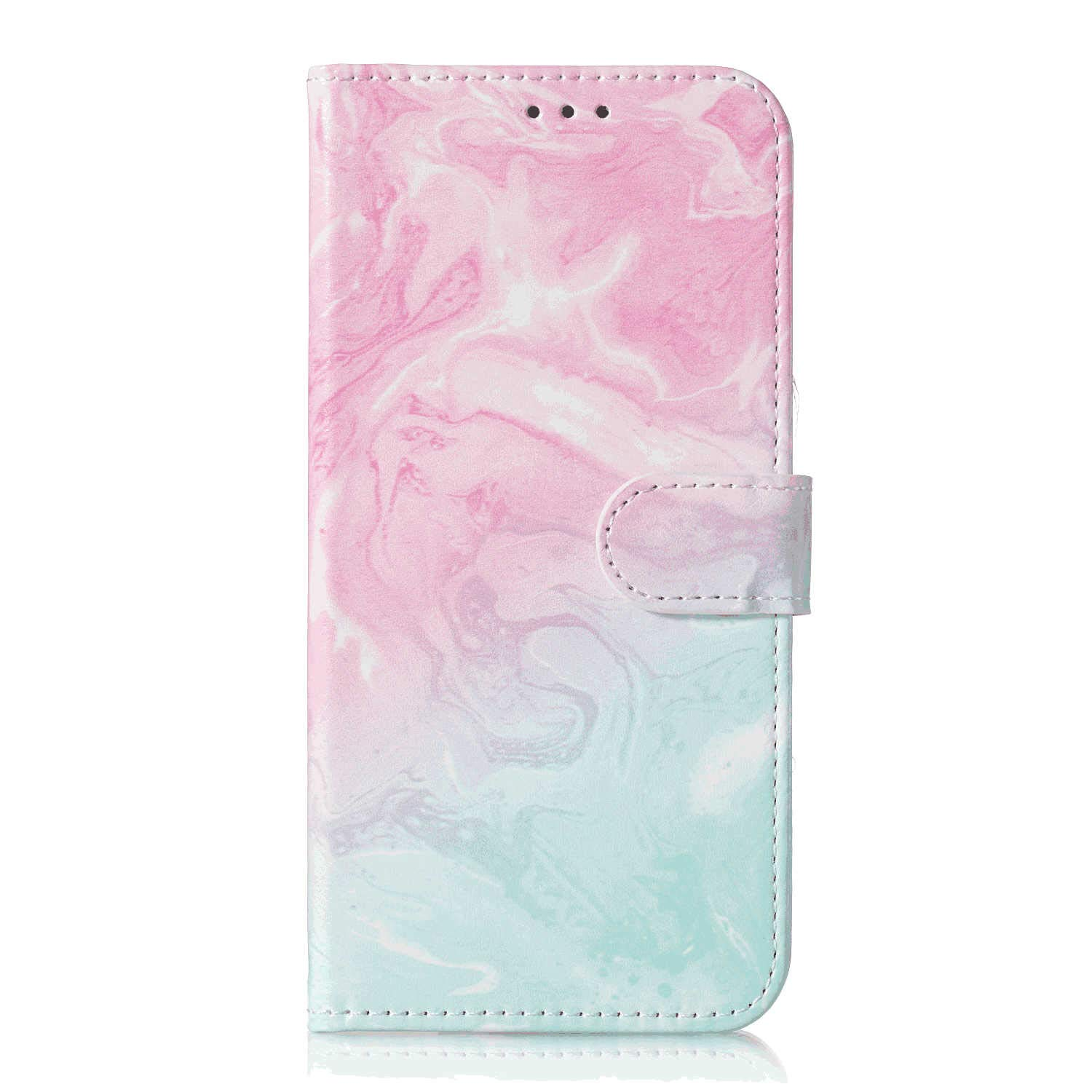PU Leather Flip Case for Huawei P30 lite, Durable Soft Wallet Cover for Huawei P30 lite