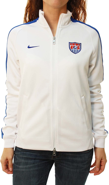 Nike N98 USA Soccer Women's Track Jacket Large