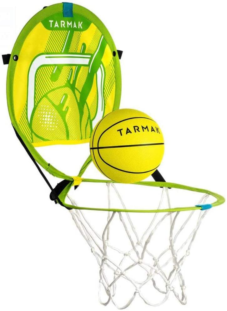TriGold Mini Basketball Rim for Kids,Wall Mounted Basketball Hoop Indoor for Basketball Entertainment Game A