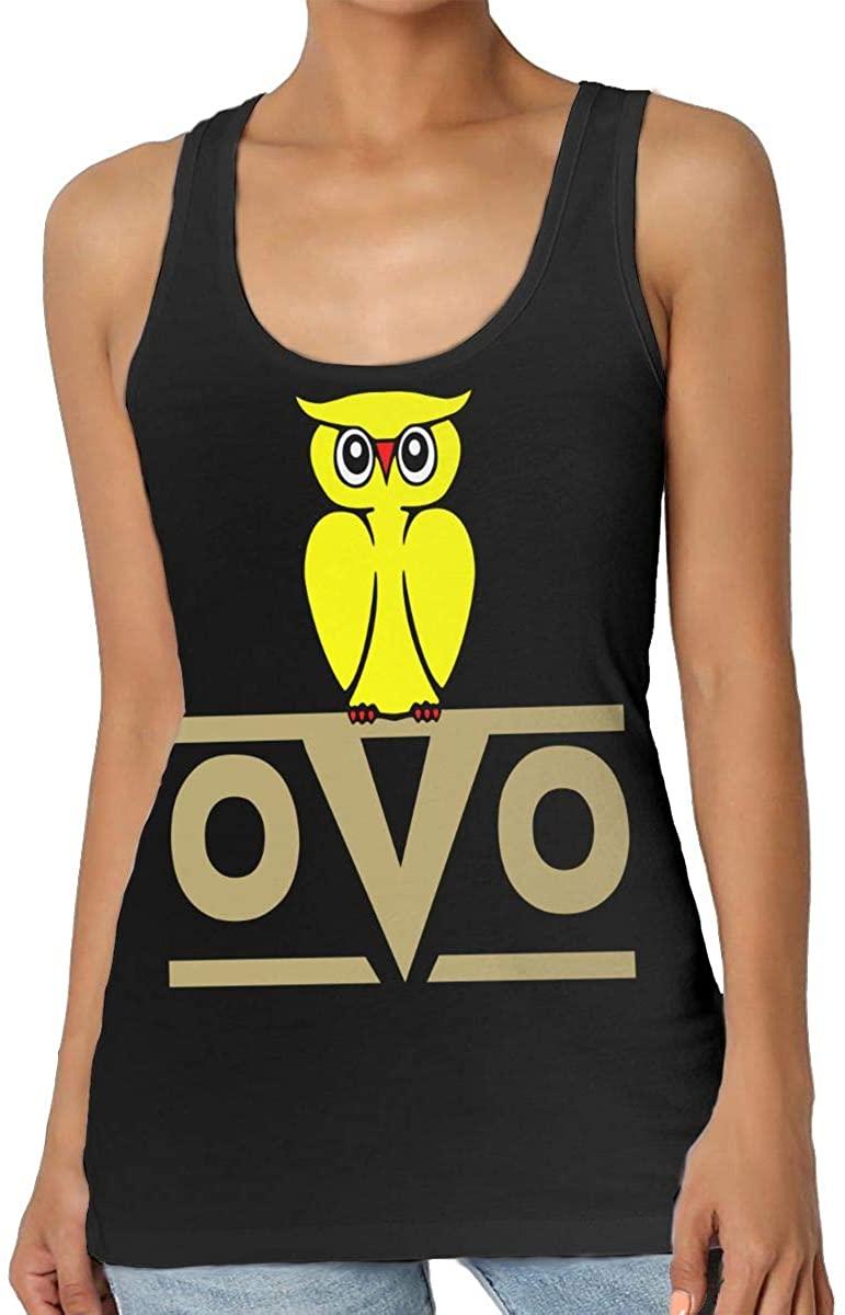 OVO Owl Womens Tank Top T-Shirt Funny Sleeveless Vest