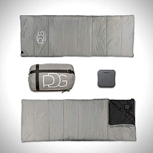 PDG Summit Gear Electrically Heated Sleeping Bags