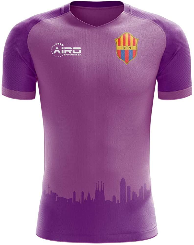 Airosportswear 2018-2019 Barcelona Third Concept Football Soccer T-Shirt Jersey - Kids