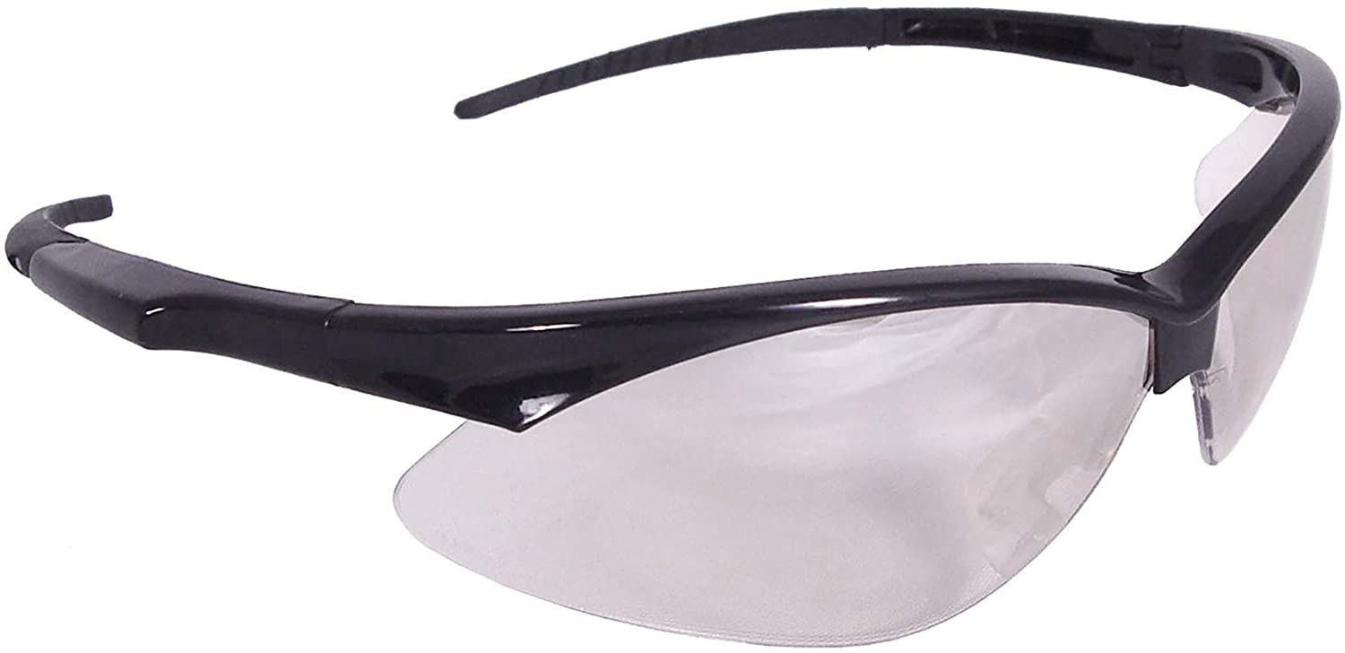 Radians Outback Shooting and Safety Glass (Black Frame)