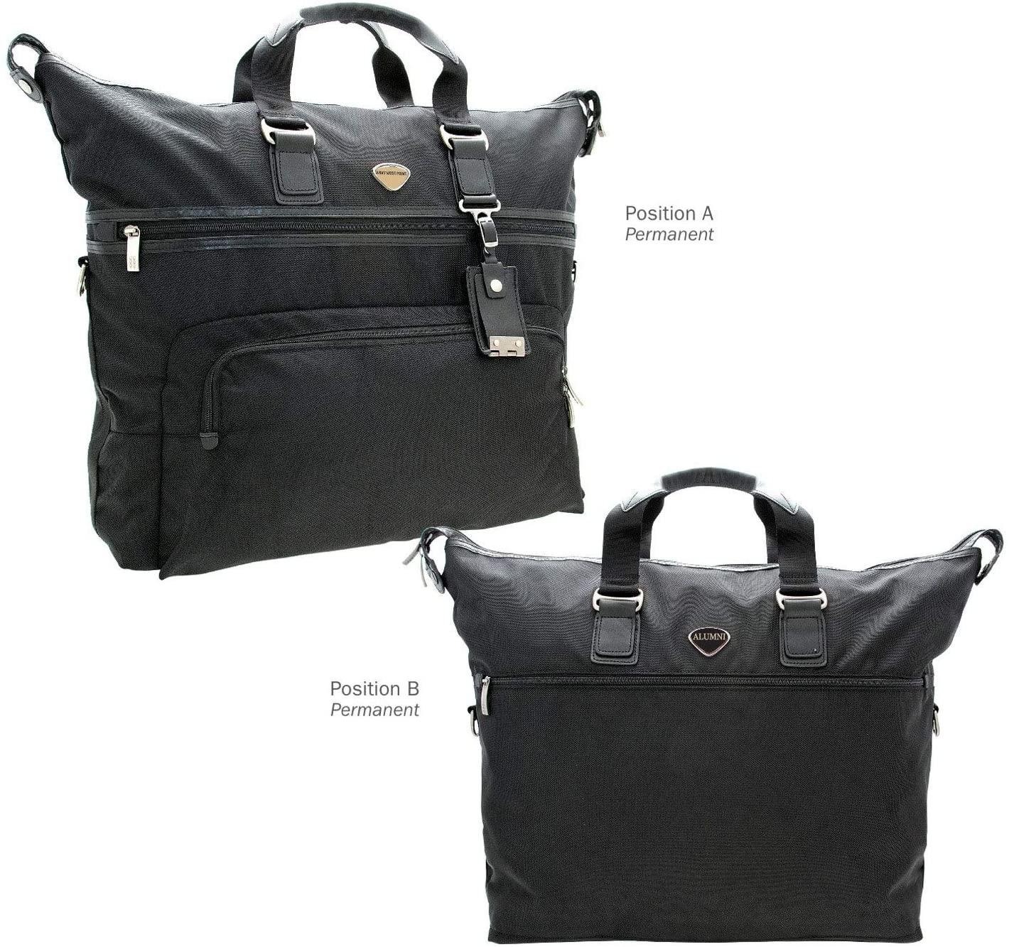 NCAA United States Military Academy Collegiate Executive Weekender Duffel BagCollegiate Executive Weekender Duffel Bag, Black, One Size
