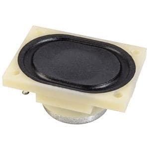 Speakers & Transducers 6W 8Ohm 650Hz Paper Soldr Eylt 40x28.5mm