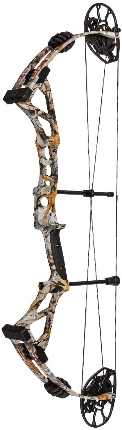 Darton 60-70 lb. Left Hand Next G-1 Vista Camo DS-700 Compound Bow Package