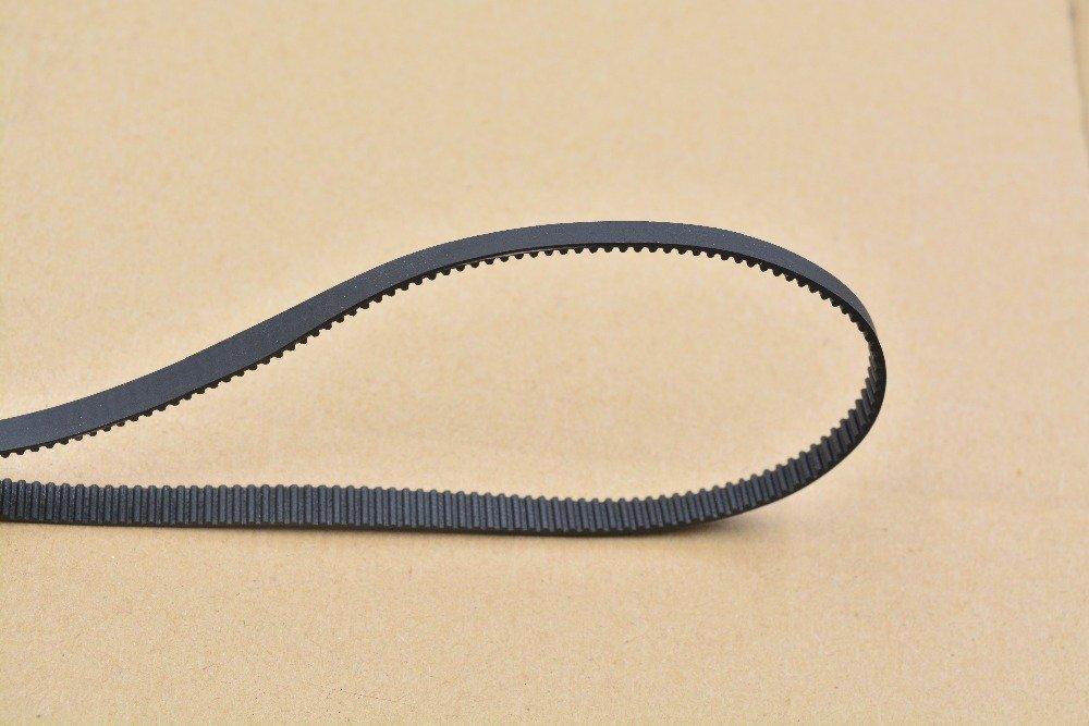 GIMAX 3D Printer Belt GT2 Closed Loop Rubber 2GT Timing Belt Teeth 480 Length 960mm Width 6mm 960-2GT-6 1pcs
