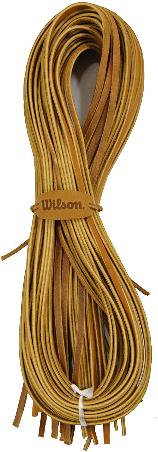 Wilson Pro Glove Lace Replacement (6 Strands To Do Entire Glove) (Tan)