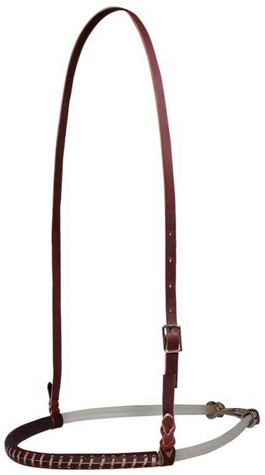 Professional's Choice Noseband Rope Stitched Buckle 1/4