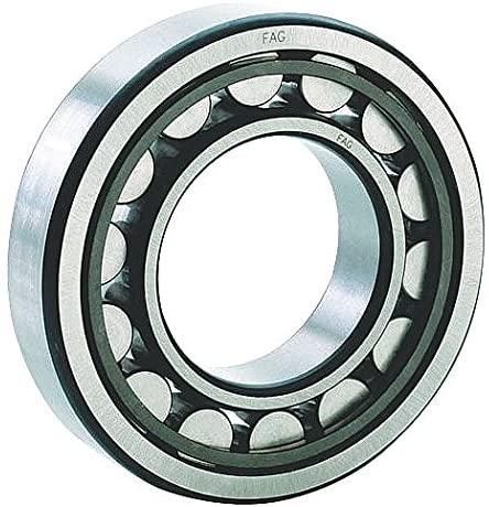 Fag Bearings Cylindrical BRG, Bore 25 mm, O D 62 mm - NU2305-E-TVP2