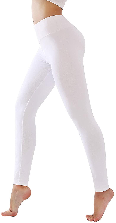 DIAMONDKIT Women's Inner Pocket Non See-Through Leggings Yoga Pant