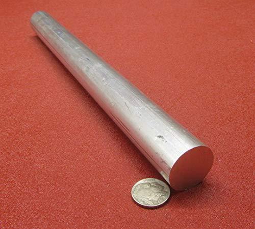 2024-T351 Aluminum Round Rod, 1.125