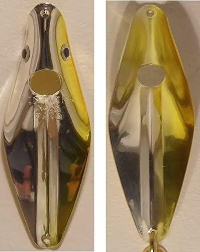 Fin-Wing 51270#5 Lure: 1.0oz. - Gold Gemini
