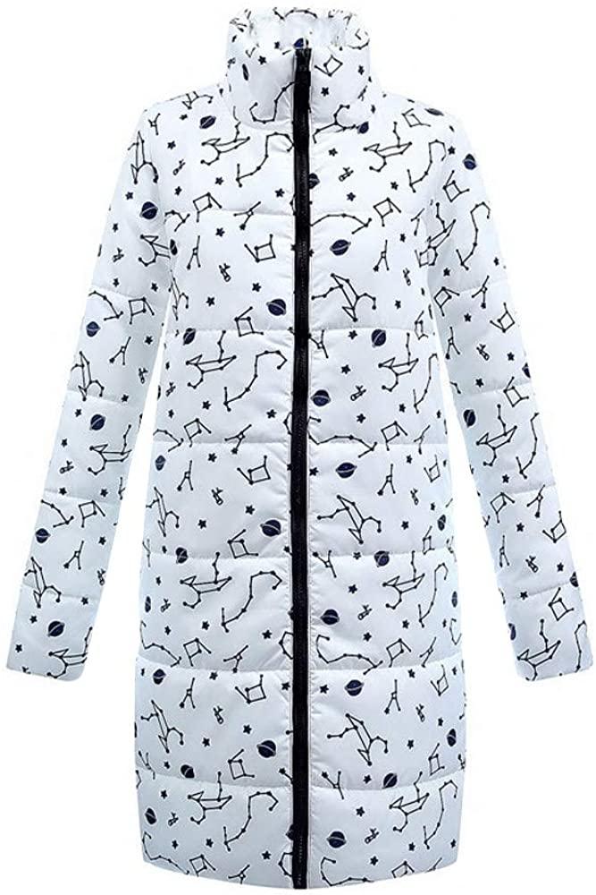 nightfall 2019 New Womens Down Jackets Long Coats with Fur Hood Thicker Winter Loose Coat Parka Outwear Padded Jacket