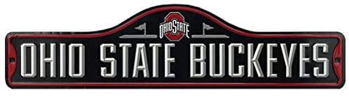 Open Road Brands Ohio State University Metal Street Sign