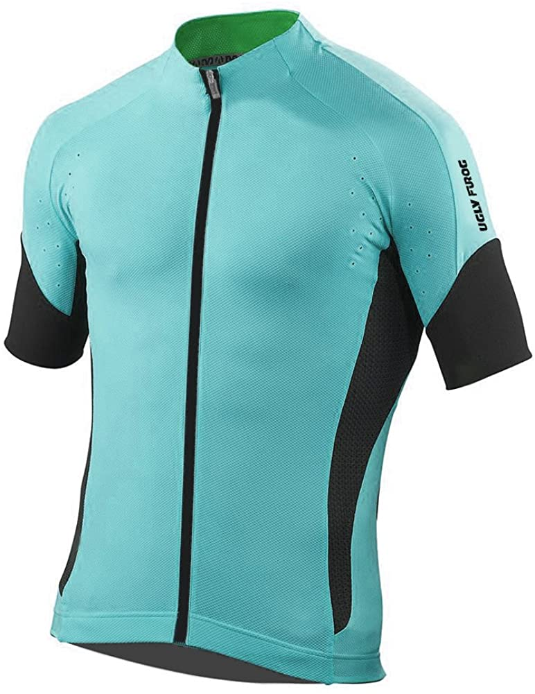 Uglyfrog 2016 New Mens Outdoor Sports Wear Short Sleeve Summer Style Cycling Jersey Bike Shirt Bicycle Top DX23