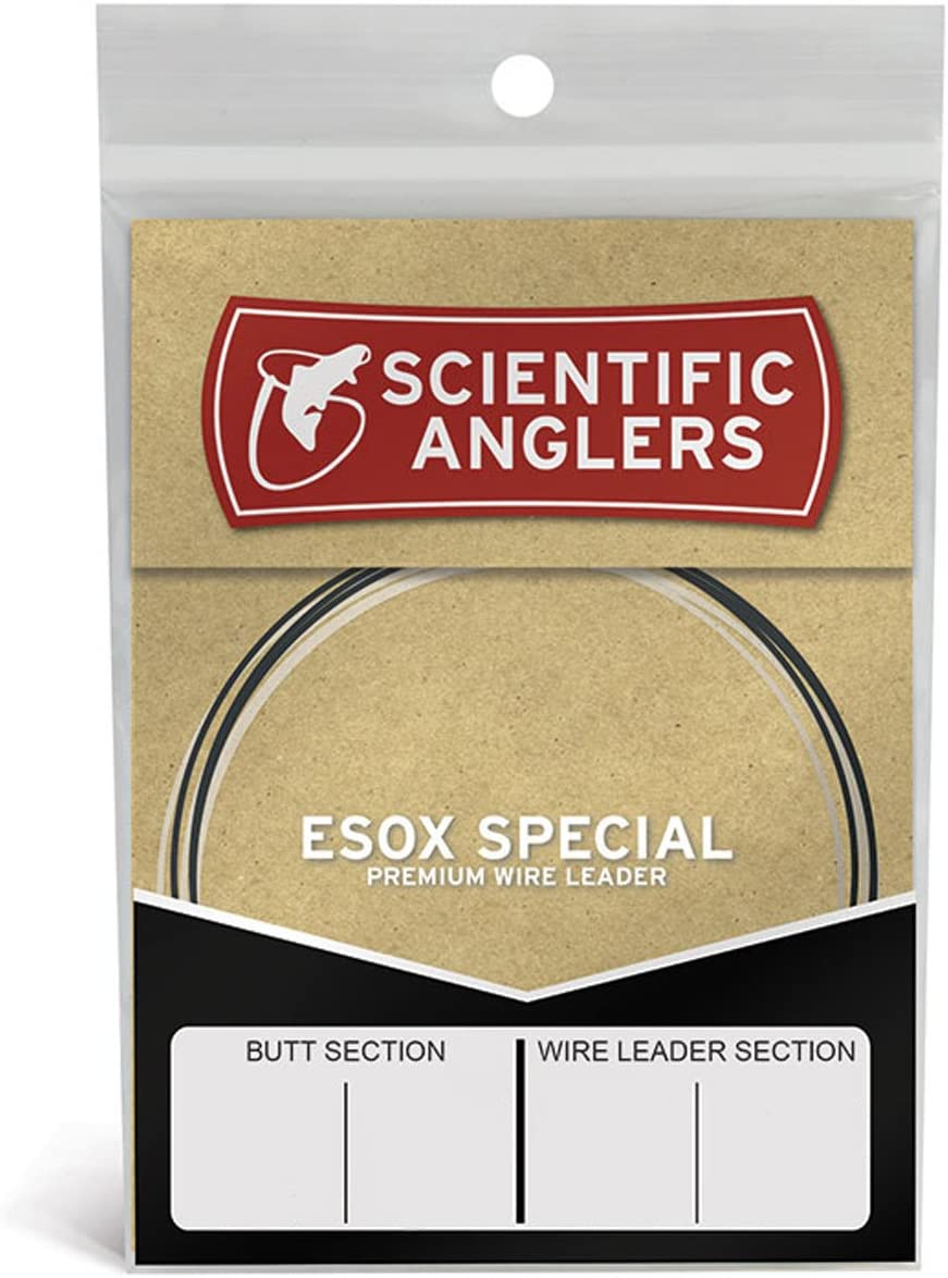 Scientific Anglers Eso Special Premium Wire Leader ONE COLOR ONE SIZE
