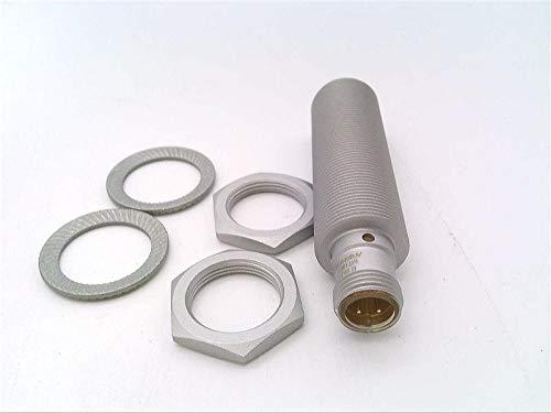 TURCK ELEKTRONIK BI8U-MT18E-AP6X-H1141 1644752PROXMITY Sensor, PTFE-Coated, 10-30VDC, PNP, INDUCTIVE, Metal, Rated Switching Distance 8, Threaded Barrel, M18 × 1, Flush, DC 3-Wire