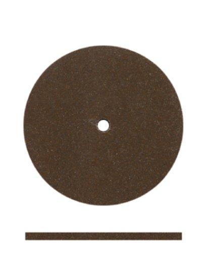 Dedeco 7301 Chrome Coarse Polyurethane Wheels, 7/8