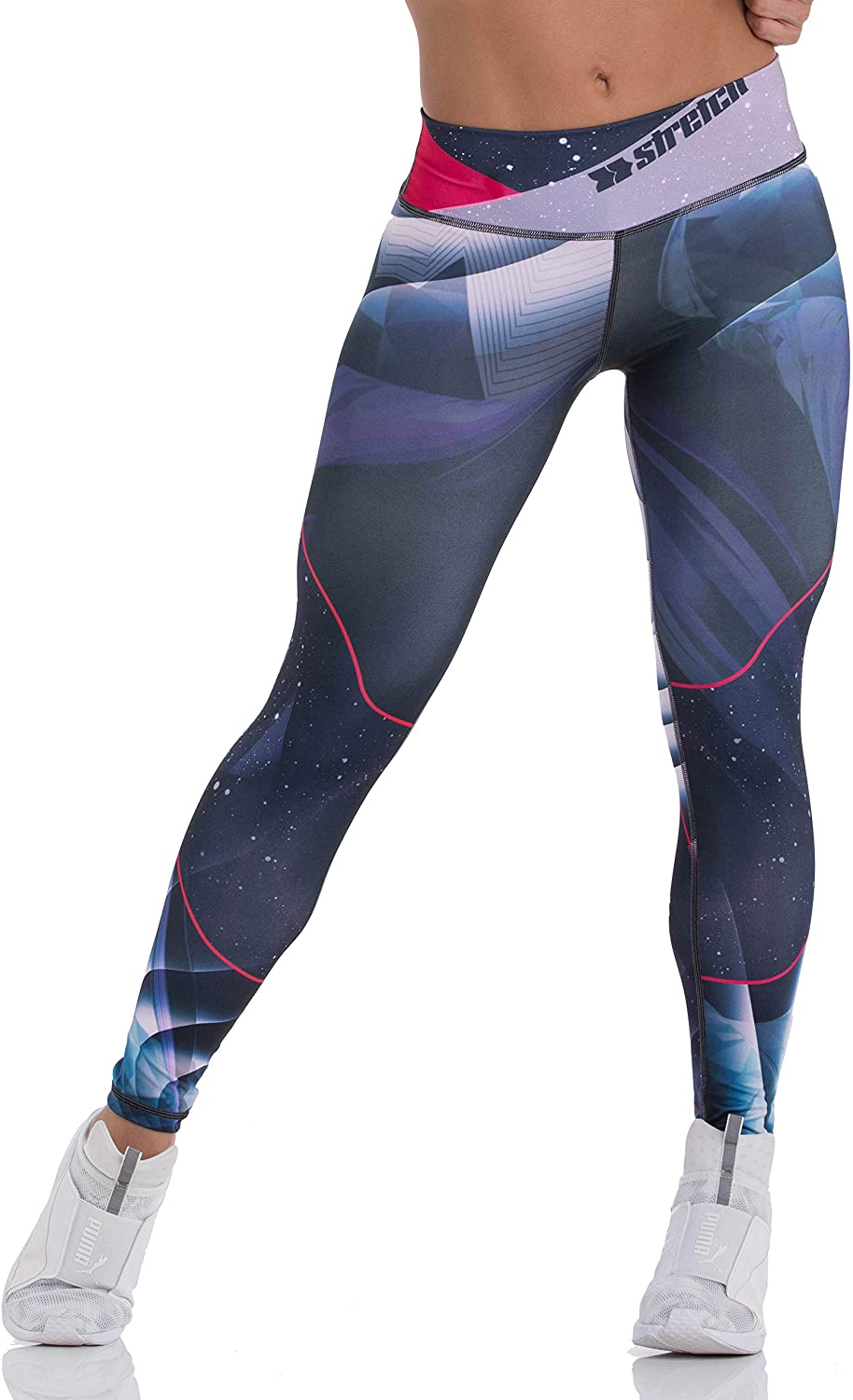 Compression Leggings, Butt-Lifting, Strong & Durable, Workout & Training Sportswear, by Sport Bottoms