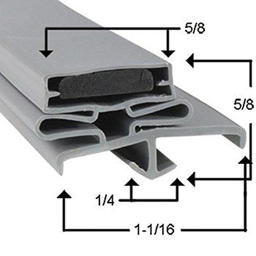 Traulsen Model UHT27 Magentic Door Gasket