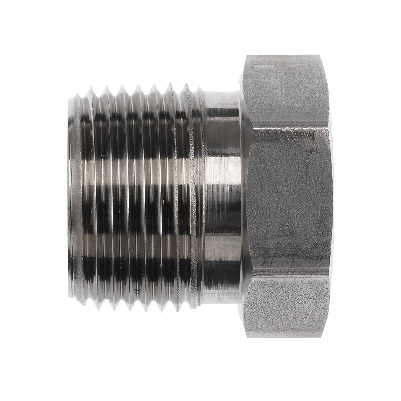 Brennan Industries 5406-12-08-B Brass Reducer Bushing Fitting, 3/4