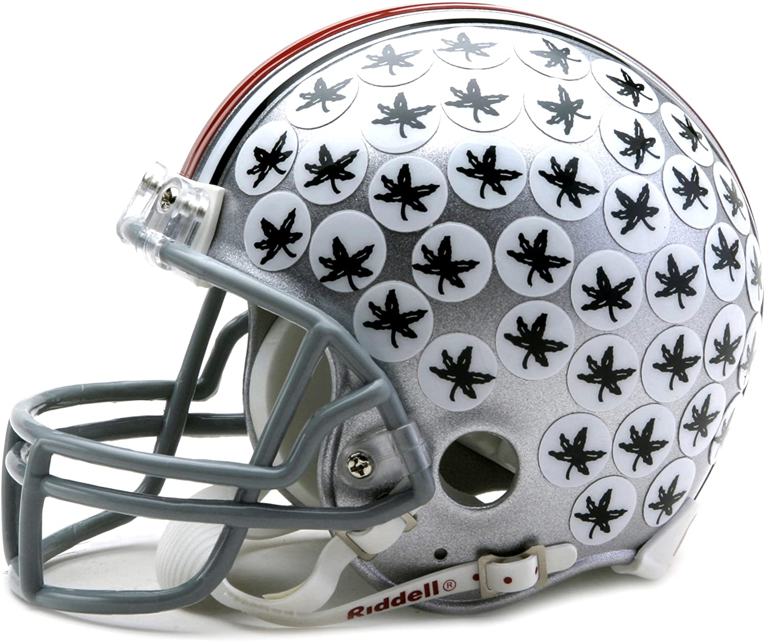 NCAA Ohio State Buckeyes Replica Mini Football Helmet
