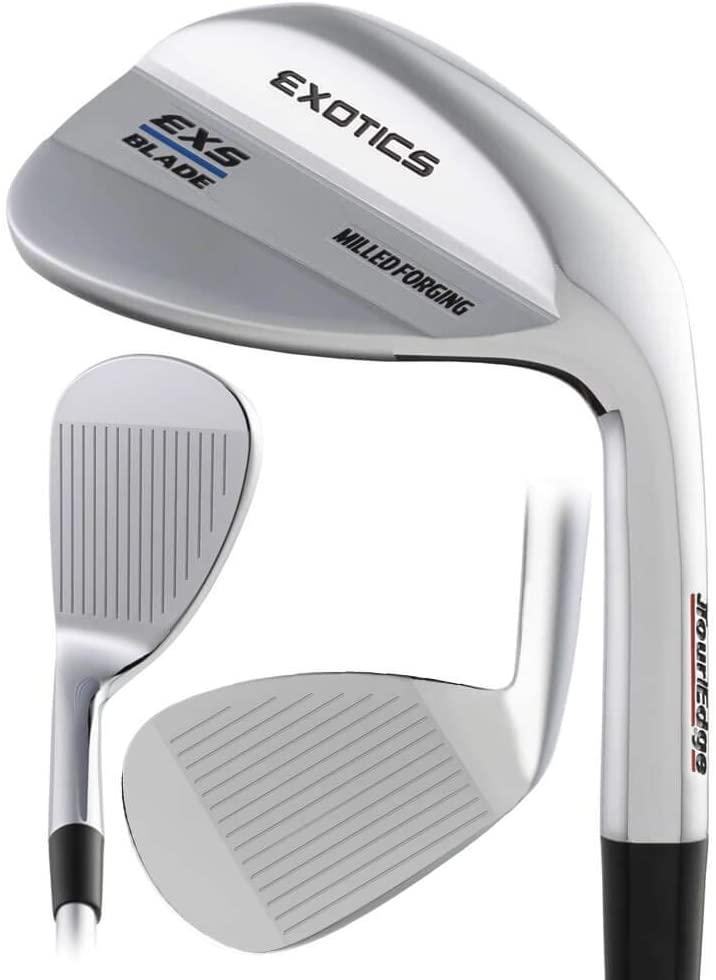 Tour Edge Golf- Exotics EXS Blade Forged Wedge