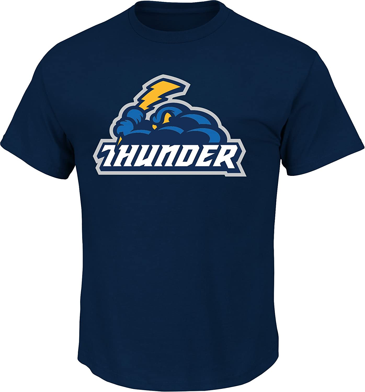 Majestic Minor League Baseball Trenton Thunder Adult T-Shirt