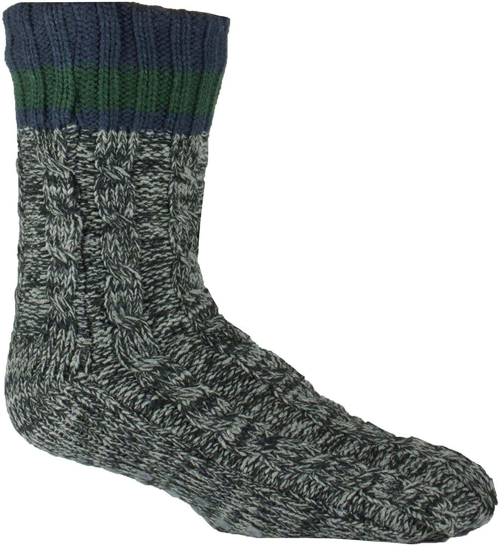 Woolrich Mens Men's Slipper Sock