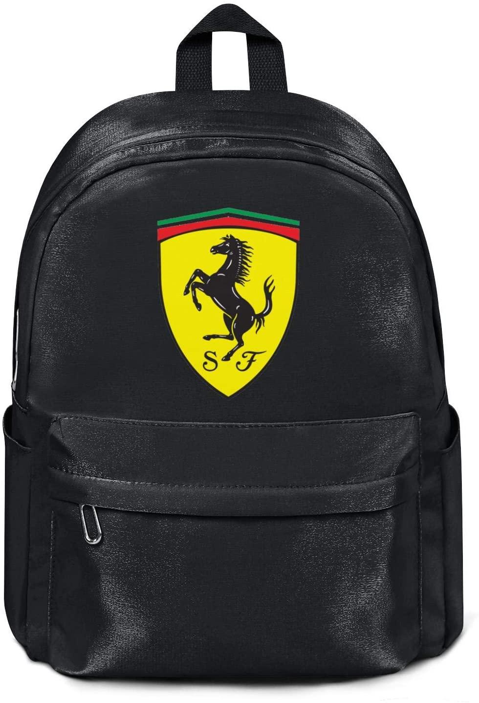 DRTGRHBFG School Backpack Nylon Backpack for Women Men Classic Loungefly Waterproof Backpack for Girls Boys
