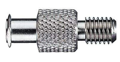 Cadence 316 SS Fittings; Female luer x 1/4-28 UNF Thread 41507-34