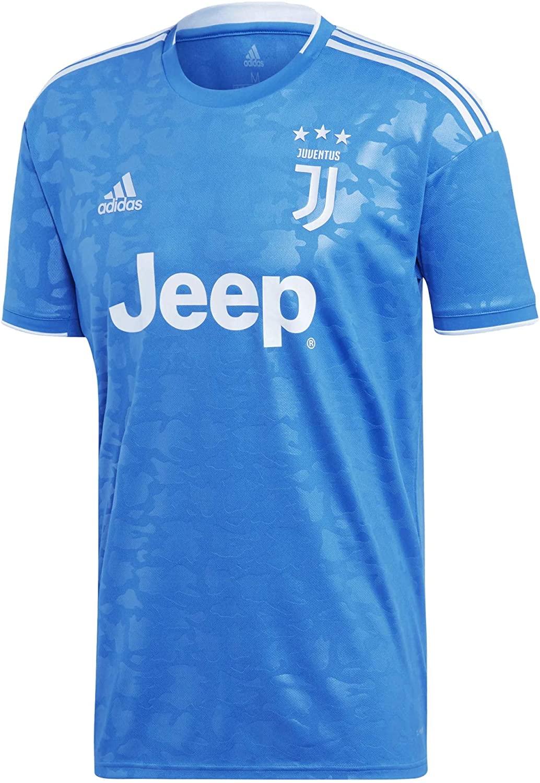 adidas Juventus Third (3rd) Soccer Men's Jersey 2019-20