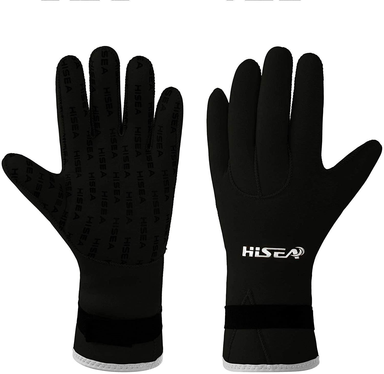 Scubadonkey 3mm Neoprene Scuba Diving Gloves