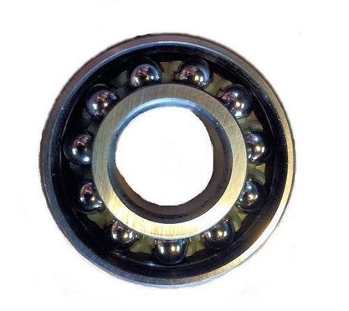 Timken 7204W Ball Angular Contact Single Row, Steel