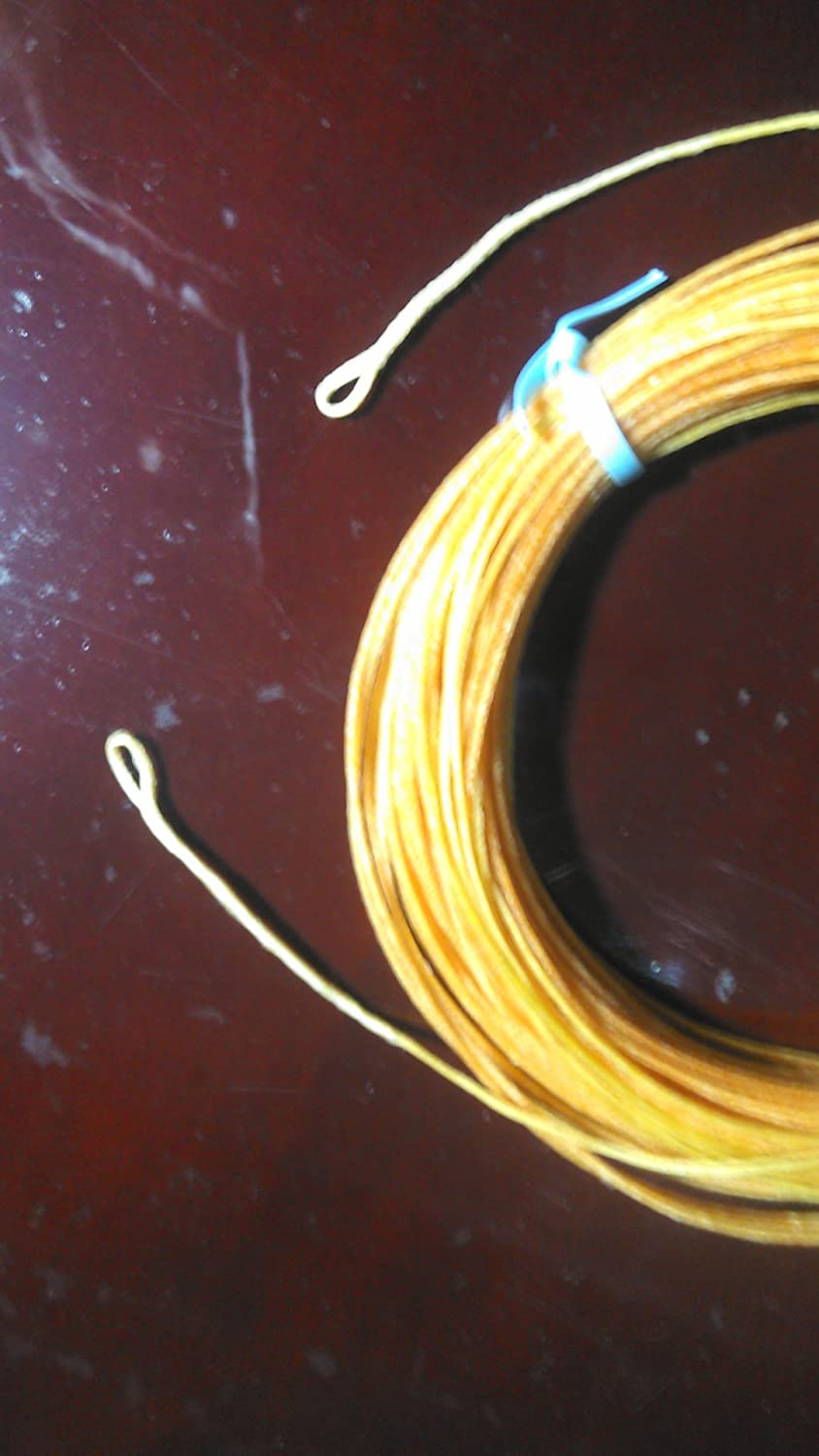 New Silk Fly Line Triangle Taper #7,With Nano Casting Double Tapered Braided At 27 Metres.