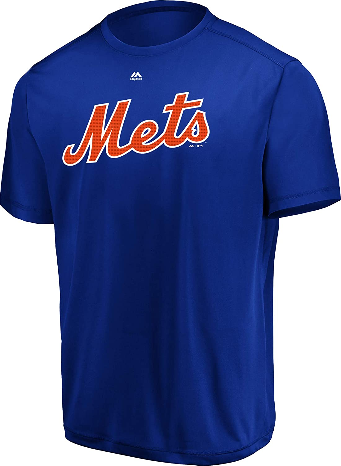 New York Mets Adult 3X Licensed Replica T-Shirt Jersey Royal Blue