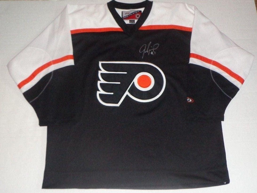 Jeremy Roenick Signed Jersey - Blackhawks Sharks - Autographed NHL Jerseys