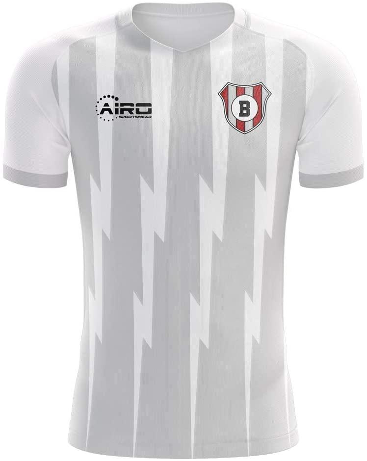 Airosportswear 2020-2021 Bournemouth Away Concept Football Soccer T-Shirt Jersey - Womens