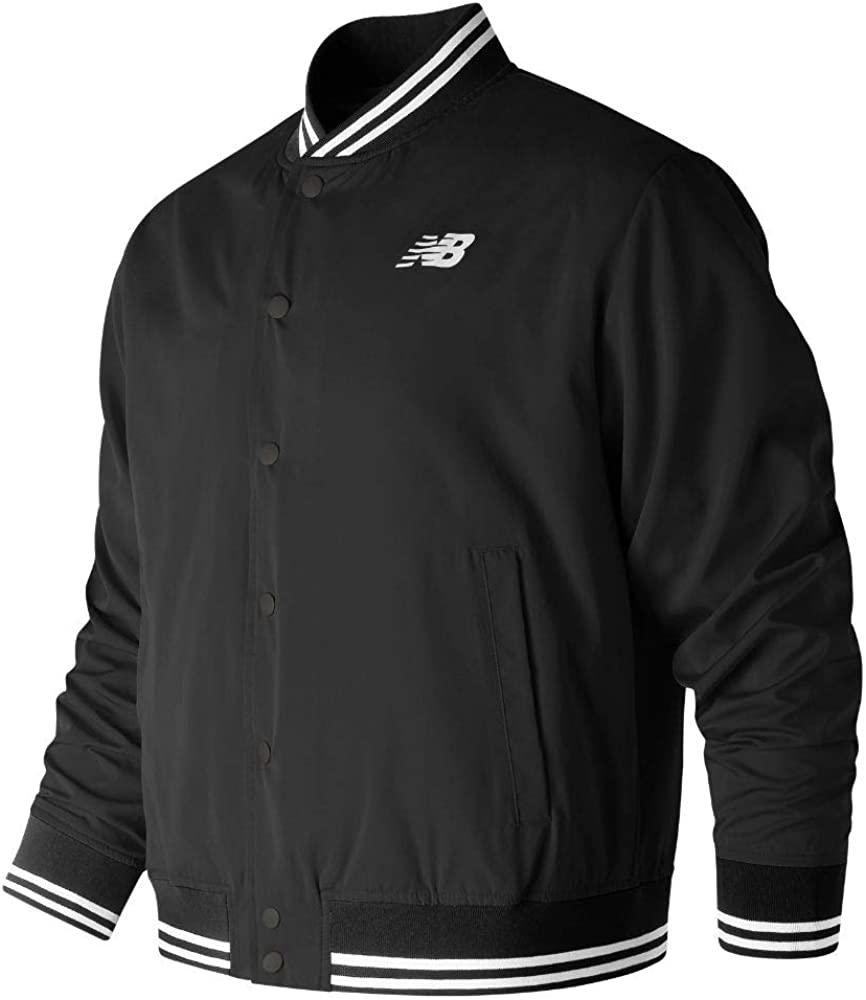 New Balance mens Essentials Stadium Jacket