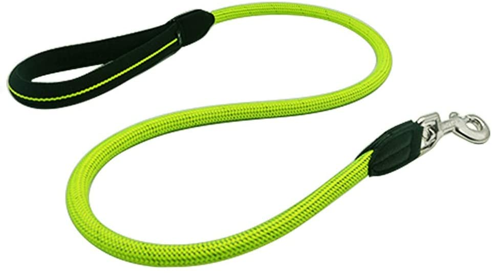 XMGJV Pet Leash Rope Reflective Leash is Suitable for Medium and Large Dogs to Go Out for A Walk, Three Colors Can Choose Pet Supplies