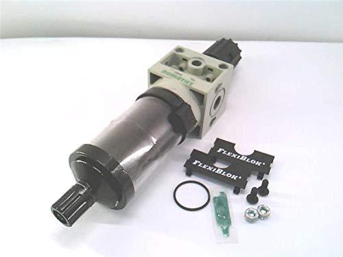 ASCO NUMATICS P22B-02C W/Vision Bowl, Filter/Regulator
