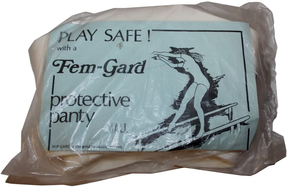 Asian Zing Play Safe Fem Guard Protective Panty Small Sized
