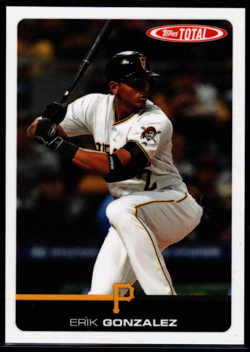 Baseball MLB 2019 Topps Total #651 Erik Gonzalez