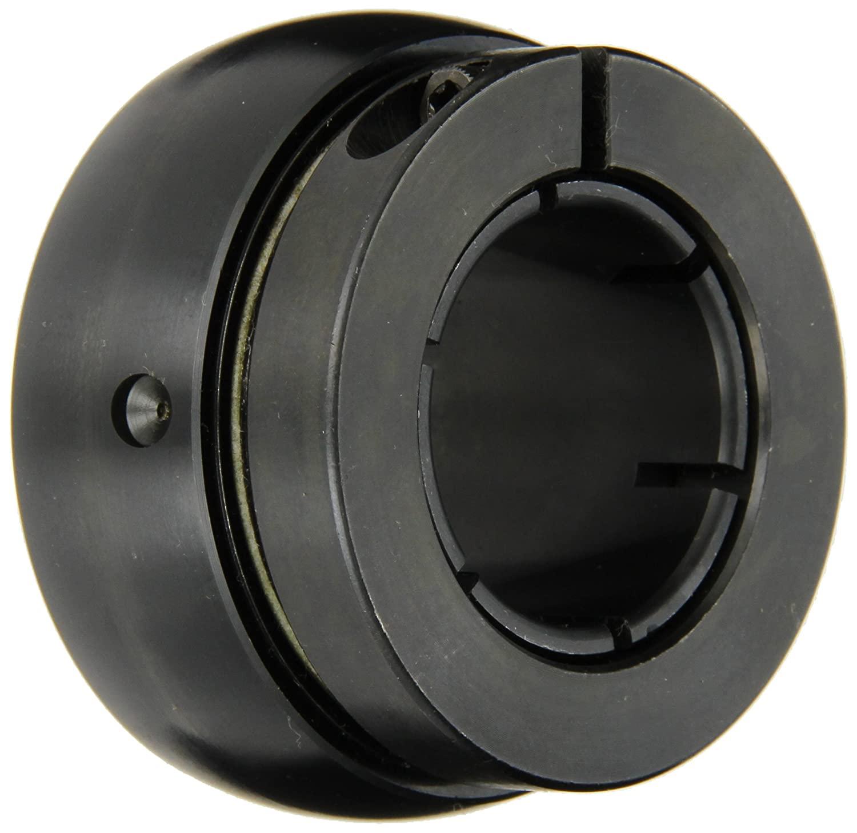 Sealmaster 2-27T Bearing Insert, Standard Duty, Skwezloc Collar, Felt Seals, 2-7/16