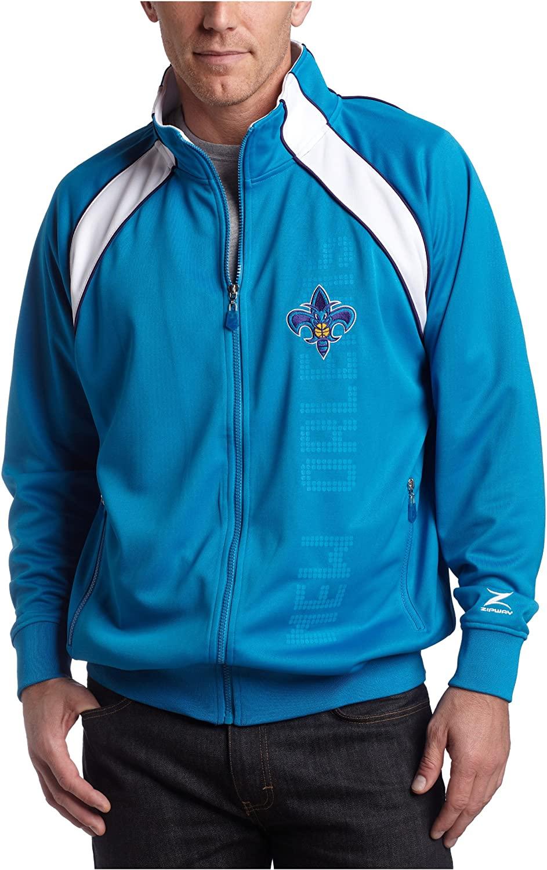 NBA New Orleans Hornets Turquoise Digital Jacket