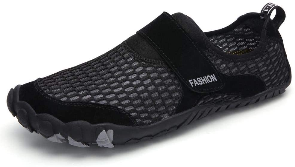 yfmyk Quick-Dry Swimming Shoes, Upstream Shoes, Men's Shoes, Outdoor nets, Beach Shoes, Quick-Dry Swimming Shoes
