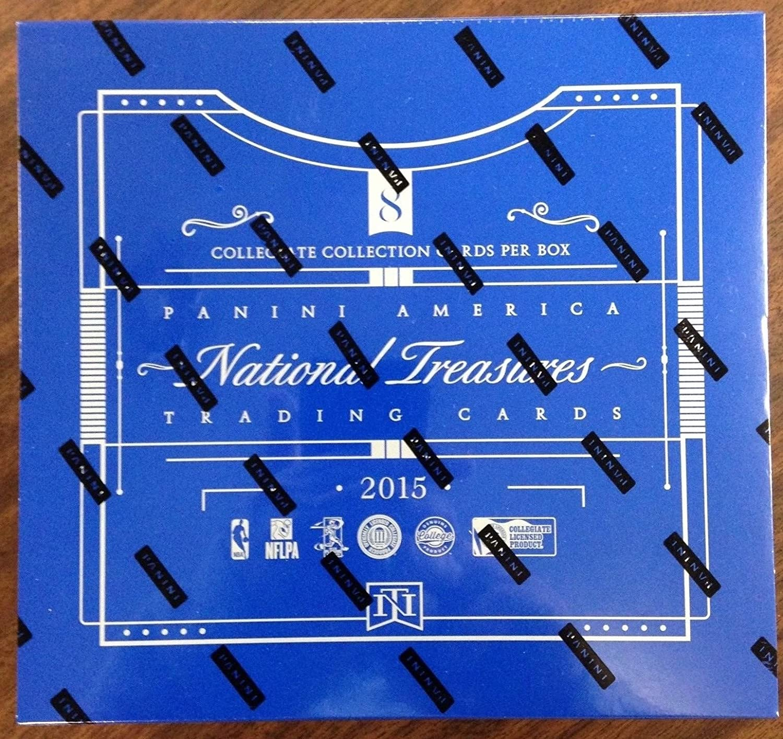 2015 Panini National Treasures Collegiate Multi Sport Hobby Collection