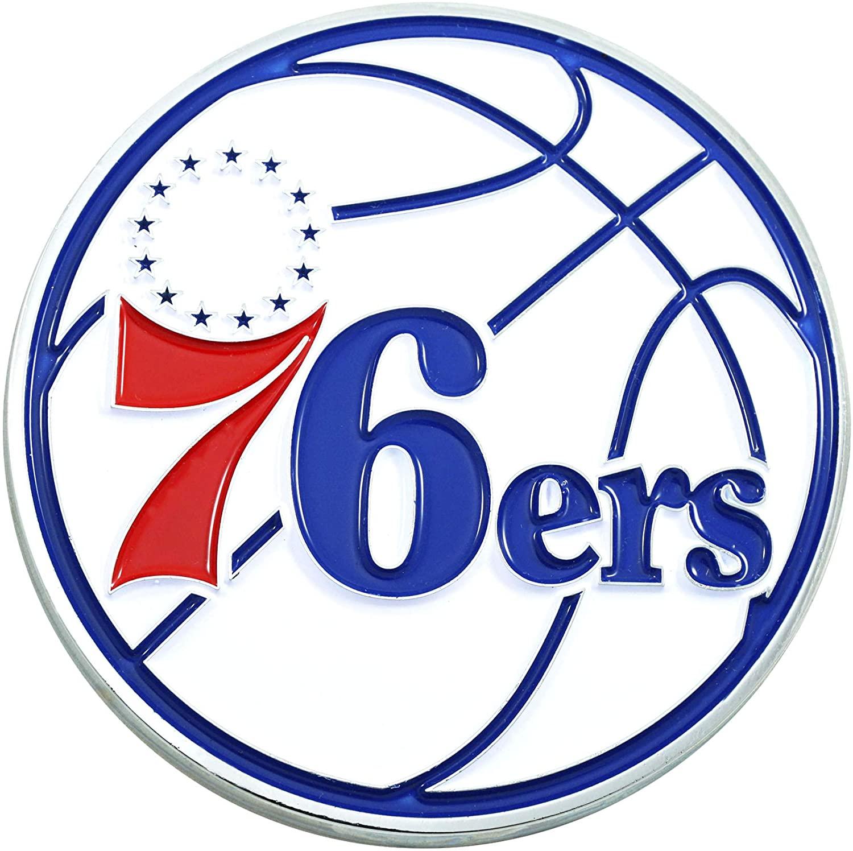 FANMATS NBA Unisex-Adult Color Emblem